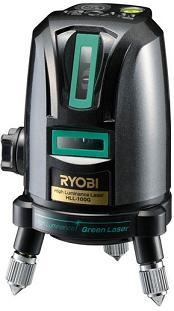 リョービ レーザー墨出器 HLL-100G RYOBI グリーンレーザー