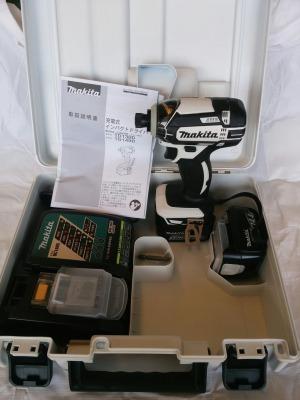 【ふるさと割】 マキタ マキタ 充電式インパクトドライバ 14.4V TD138DRFXW TD138DRFXW フルセット 白 フルセット, Michael.Anne:10016ee7 --- mokodusi.xyz