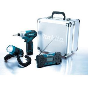 マキタ CK1002SP (TD090 ML101 MR051 電池2個・ケース) 10.8V