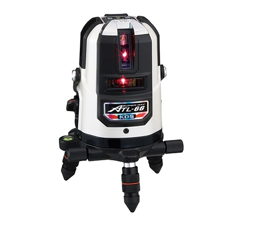 ムラテックKDS 高輝度レーザー墨出器 ATL-66 本体のみ 高輝度スーパーレイ
