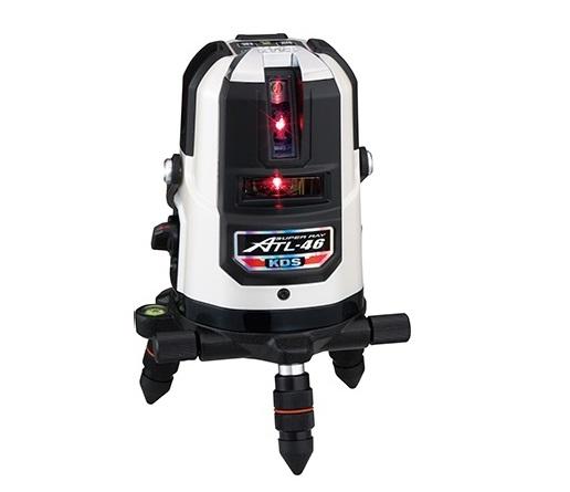 ムラテックKDS 高輝度レーザー墨出器 ATL-46 本体のみ 高輝度スーパーレイ