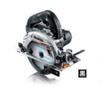 マキタ(makita) 18V 充電式マルノコ HS631DGXSB 鮫肌チップソー付属 165mm 6Ah セット 黒