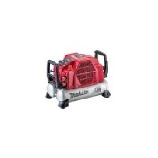 マキタ(makita) エアコンプレッサ 一般圧/高圧 AC462XLR 11L 赤
