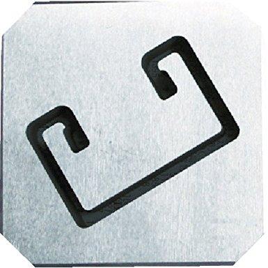 モクバ(Mokuba) レースウェイカッターD用 替え刃 D-91-2 固定刃D D-91用 レースウェイ・ダクター用 手動式 切断機