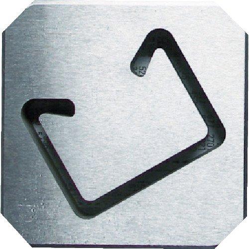 モクバ(Mokuba) レースウェイカッターP用 替え刃 D-95-2 固定刃D D-95用 レースウェイ・ダクター用 手動式 切断機
