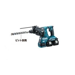 マキタ(makita) 28mm 充電式ハンマドリル 36V HR282DPG2 6.0Ah セット SDSプラスシャンク