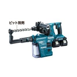 マキタ(makita) 28mm 充電式ハンマドリル 36V HR282DPG2V 6.0Ah セット 集じんシステム[コンクリート穴あけ専用]付