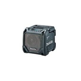 マキタ(makita) 充電式スピーカ MR202B 本体のみ 黒 Bluetooth対応 UBS3.0 2.0 MP3対応