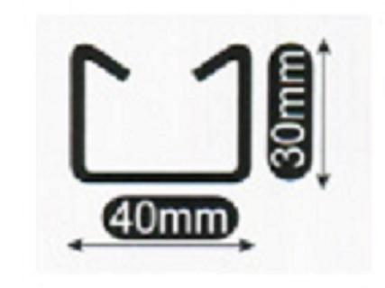 小山刃物(モクバ) EXレースウェイカッターステンレス(SUS)用替刃 D-98-2 D1ステンレス DP1レースウェイ用固定刃