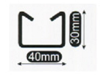 小山刃物(モクバ) EXレースウェイカッタ用替刃 D-103-1 D1ダクトチェンネル DP1レースウェイ用 可動刃D1 バネ・バネ受付