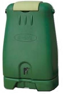 コダマ樹脂工業 ホームダム RWT-250 250リットル 丸ドイ用 グリーン 雨水タンク メーカー直送品 代金引換不可商品