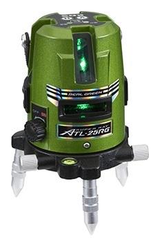 ムラテックKDS 墨出し器 ATL-25RG 本体のみ 三脚・受光器別売 グリーンレーザー