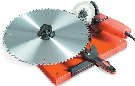 ニシガキ工業 チップソー研磨機 N-845 金属用 木工用 草刈用 100V