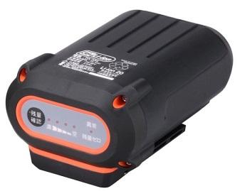 工進(KOSHIN) 36V 2.5Ah バッテリーのみ PA-334