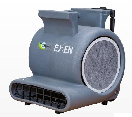 エクセン(EXEN) エアムーバー BF535 送風機 フィルタール付