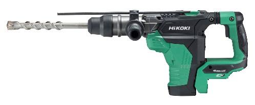 HiKOKI(旧日立工機) コードレスハンマドリル DH36DMA(NNK) マルチボルト 36V 本体・ケース付 (バッテリ・充電器別売)