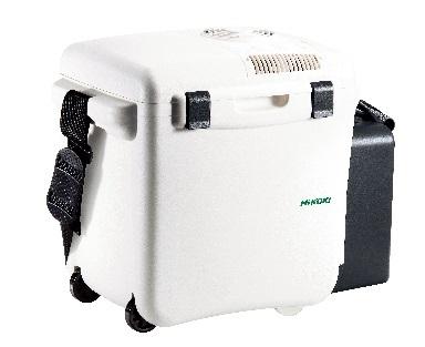 HiKOKI(旧日立工機) コードレス冷温庫 UL18DA(NM) 14.4 18V マルチボルト 本体のみ(バッテリー・充電器別売)