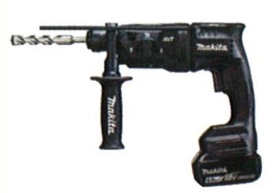 マキタ(makita) 充電式ハンマドリル HR181DRGXB 黒 18mm 14.4V 6.0Ah(バッテリ2本・充電器・ケース付) 集じんシステム別売