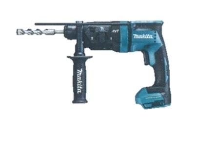 マキタ(makita) 充電式ハンマドリル HR181DZK 青 18mm 14.4V 本体・ケース付(バッテリ・充電器別売)集じんシステム別売