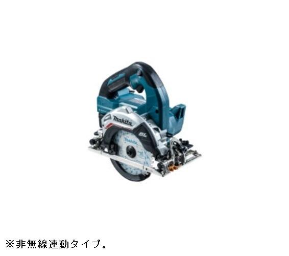マキタ(makita) 充電式マルノコ無線連動なし 18V HS474DZ 青 本体のみ チップソー付(バッテリ・充電器・ケース別売)