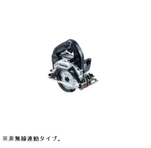 マキタ(makita) 充電式丸ノコ HS474DZB 黒 本体のみ 鮫肌チップソー付(バッテリ・充電器・ケース別売) 無線連動なし