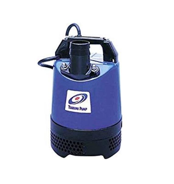 鶴見製作所(ツルミ) 工事用排水 水中ポンプ LB-480-52 100V 50Hz 非自動形 2インチ(50mm) 排水ポンプ LB480