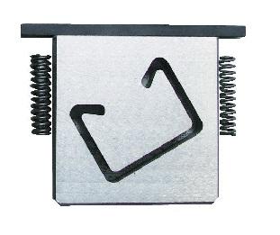モクバ(Mokuba) レースウェイカッターD用 替え刃 D-91-1 可動刃D D-91用 レースウェイ・ダクター用 手動式 切断機
