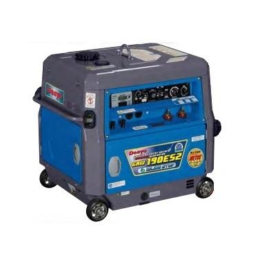 送料無料!(沖縄、離島・北海道除く)デンヨー 小型ガソリンエンジン溶接・発電機 GAW-190ES2 溶接機