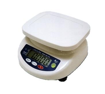 シンワ 風袋引機能付 デジタル上皿はかり 30kg 70107