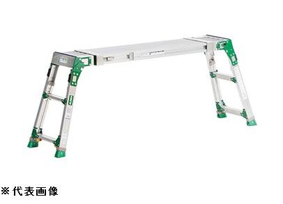 アルインコ 四脚伸縮式足場台 VSR-2609F ALINCO