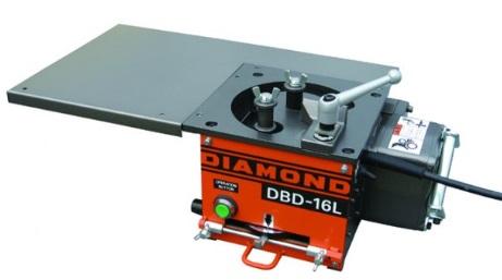 IKK 鉄筋ベンダー DBD-16L 鉄筋曲げ機 ミニベンダー