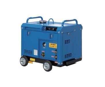 ツルミ 高圧洗浄機 エンジンシリーズ(防音タイプ) HPJ-5ESM 鶴見製作所 HPJ5ESM