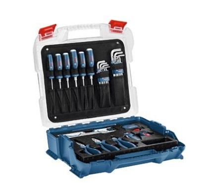 ボッシュ 40ピース工具セット ハンドツール 1600A016BW BOSCH