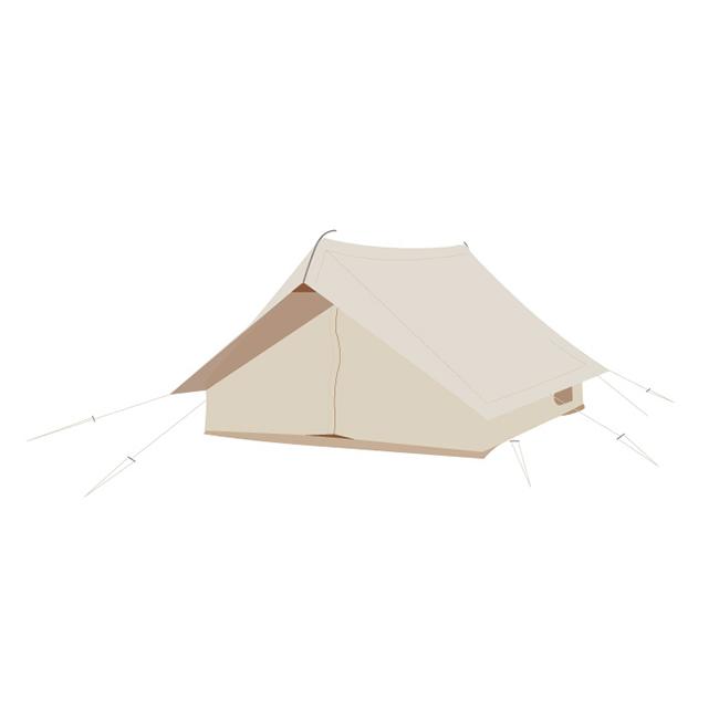 NORDISK(ノルディスク)Vimur 4.8 ヴィムル ロッジ型 テント