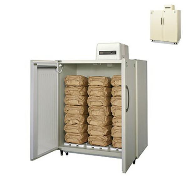 テレビで話題 メーカー直送品 HRAシリーズ 玄米保冷庫 ホシザキ電気 内容積:1300L セールSALE%OFF HRA-21GD1 庫内寸法:幅1300×奥行740×高さ1390mm 21袋用