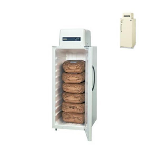 ホシザキ電気 玄米保冷庫 HRA-6GD1 6袋用 庫内寸法:幅500×奥行670×高さ1200mm 内容積:360L