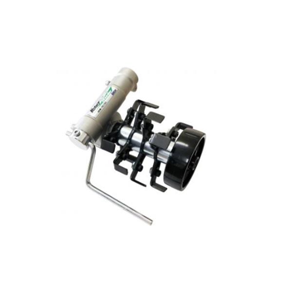 【アイデック】 草削り ロータリーウィーダー ARW-TK10S(刈払機用アタッチメント スタンダード4連)