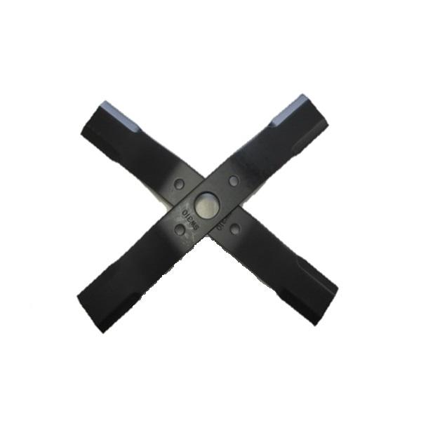 ウイングモアー用 替刃 バーナイフ 10セット (20枚) SW310(黒色) オーレック / 共立 / アグリップ