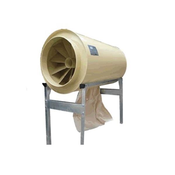 送料無料(一部地域除く)乾燥機の排風ダクトからのゴミをダストルで除去  ホクエツ ダストル 穀物乾燥機用集塵機 D-7050N2