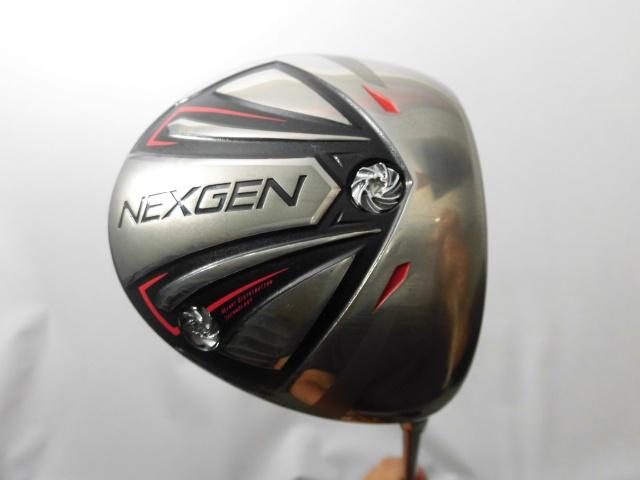 【中古】 ゴルフパートナー NEXGEN TYPE460 10.5° EIF 870JD32-420