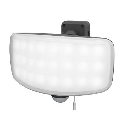 ライテックス LED センサーライト 27Wワイド×1灯フリーアーム100V LED-AC1027
