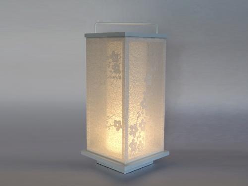 林工芸 LEDスタンドライト 蔵 KURA シリーズ 〈やりうめ〉KURA-34