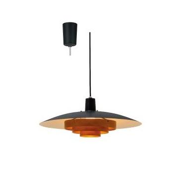 インターフォルム LEDペンダントランプ Yvier イヴィエ LT-2363BK