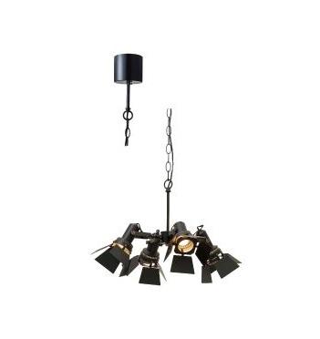インターフォルム LEDペンダントランプ Strea ストレア LT-2397BK