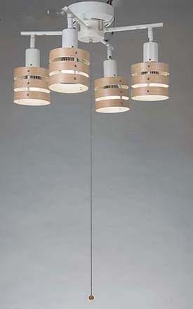 東京メタル工業 シーリングライト HC-P020WHNDZ (白・電球別売)