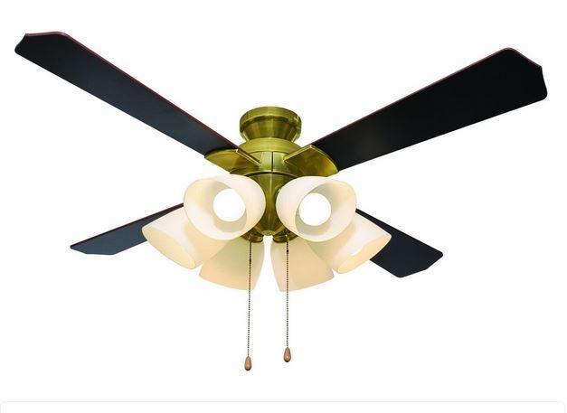 東京メタル工業 LEDシーリングファン QJ-46AB6LE10