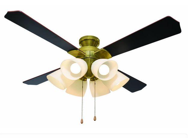 東京メタル工業 LEDシーリングファン QJ-46AB6LE6