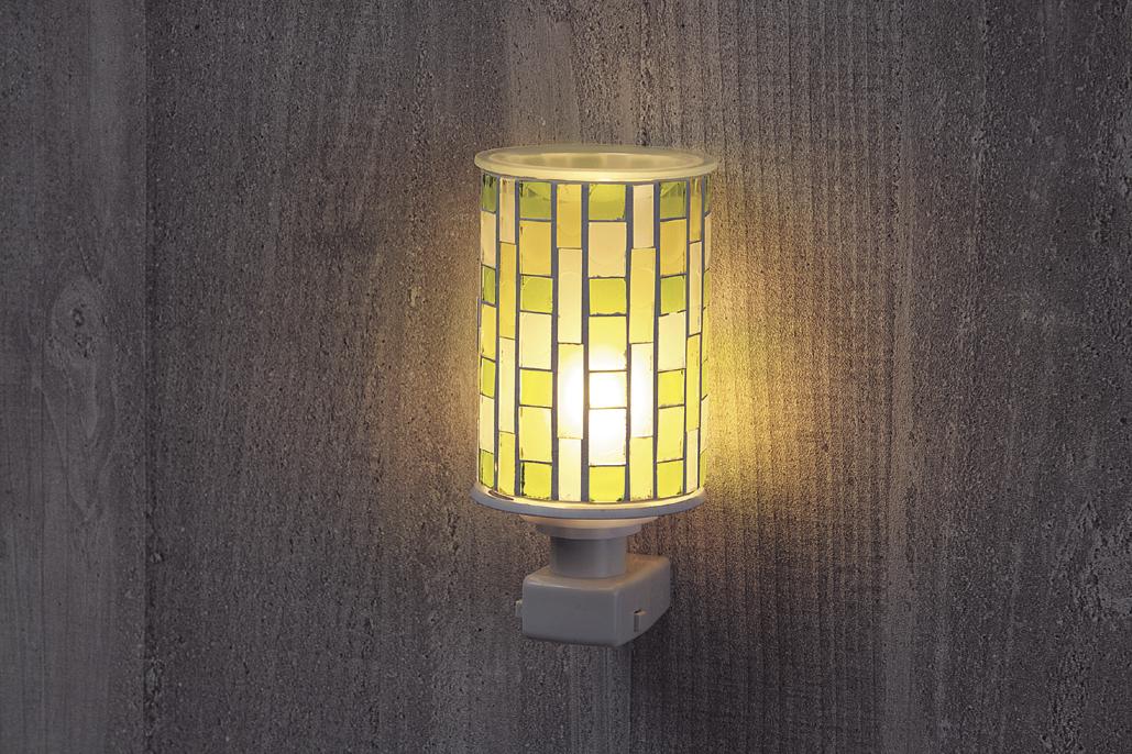 東京メタル工業 即納送料無料 ZS-2012TZ 驚きの値段で モザイクライト 緑 壁面コンセント用