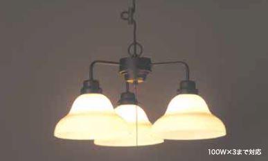 GLF ペンダント照明器具 ベルリヤ 60Wホワイトシリカ球付 GLF-3252