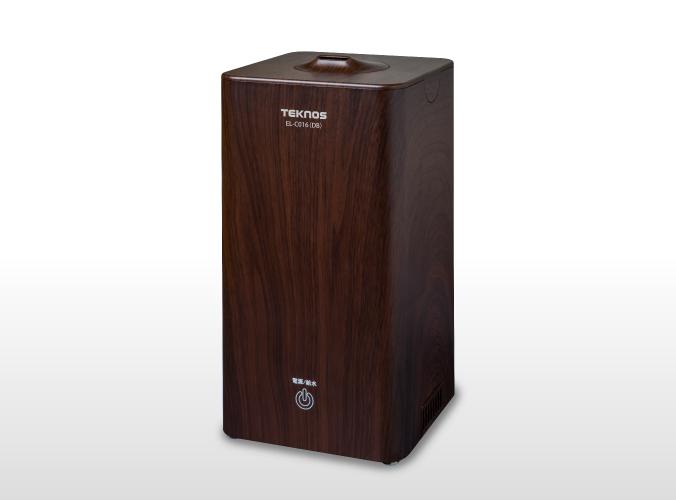 テクノス 超音波加湿器 EL-C016(DB)/6P 6台セット